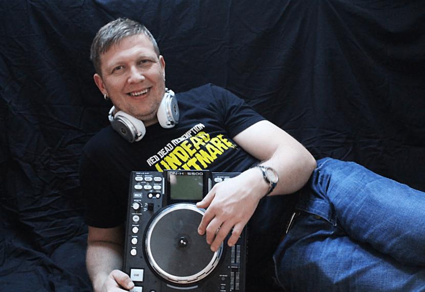 DJ Alf DJ & Moderator