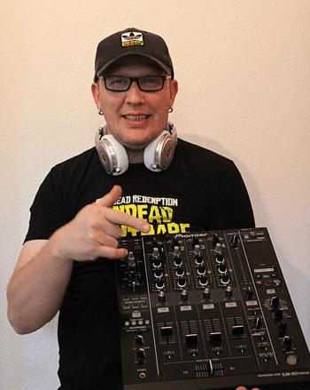 DJ Alf - DJ & Moderator
