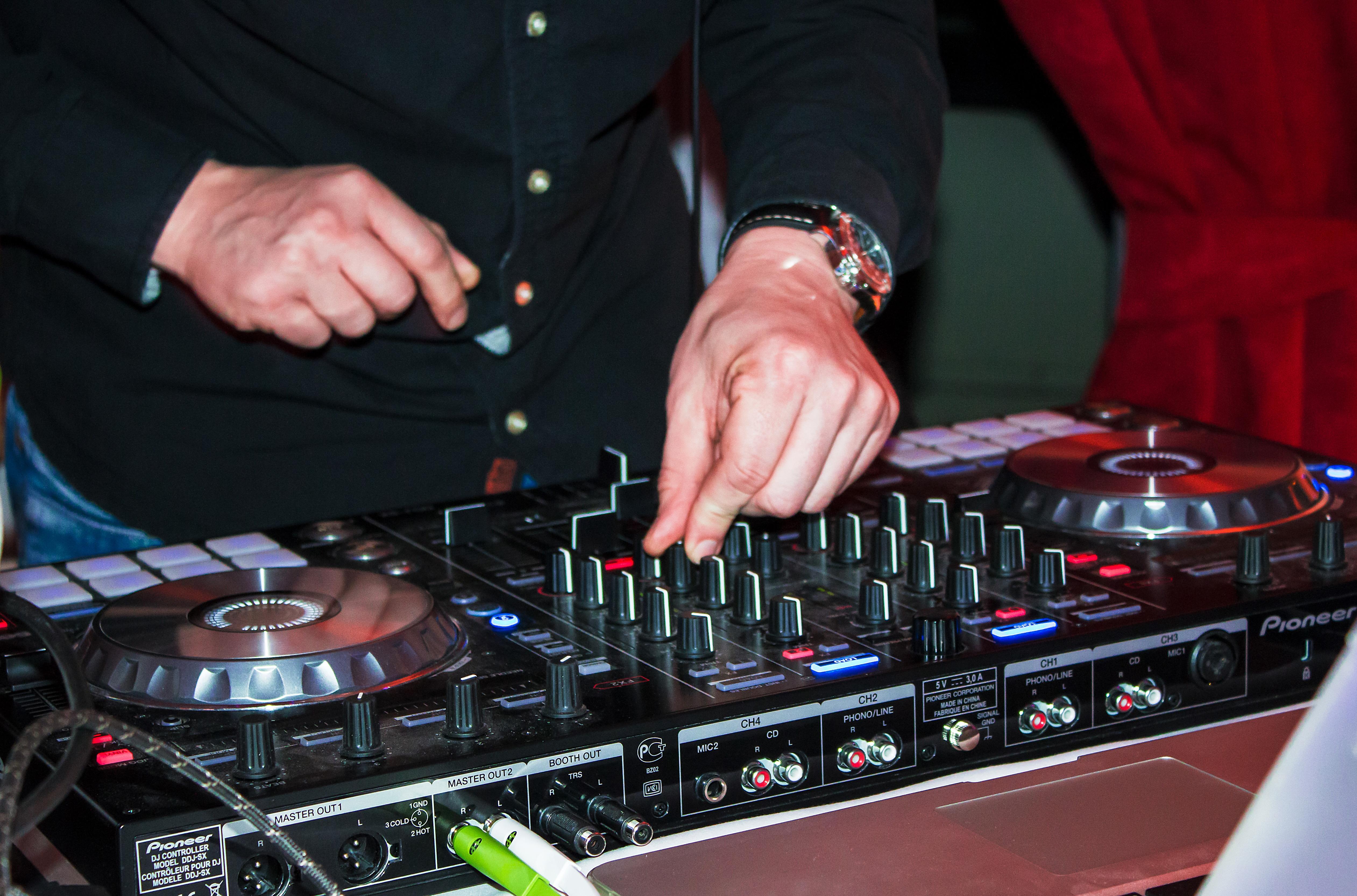 DJ Patrice S.